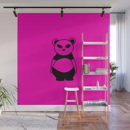 Andy's bear | pop art Wall Mural