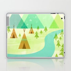 Native Lands Laptop & iPad Skin