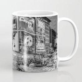 Times Square III Special Edition I (black & white) Coffee Mug