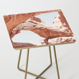 Desert Arches Side Table