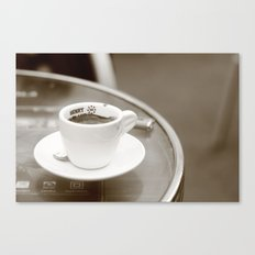 Cuppa Canvas Print