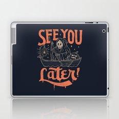 See You Laptop & iPad Skin