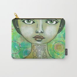 Little Frida Carry-All Pouch