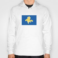 brussels Hoodies featuring brussels city flag belgium country symbol by tony tudor