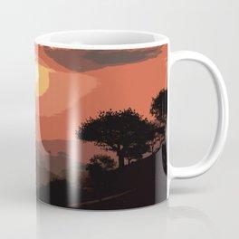 Valley of Sun Coffee Mug