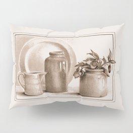 Ancient Scent Pillow Sham