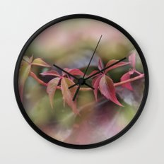 fall is coming -9- Wall Clock