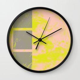 PinkPixel Wall Clock