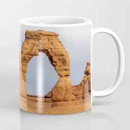 Delicate Arch 0422 -Arches National Park, Moab, Utah Coffee Mug