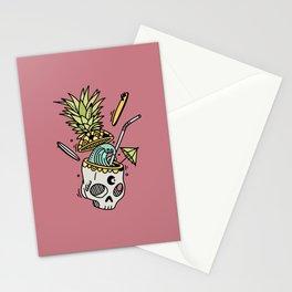 PinaSkullada | Color Stationery Cards