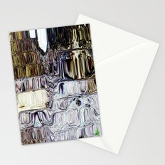 Water fall Stationery Cards