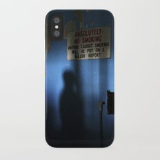 The Changing Room iPhone X Slim Case
