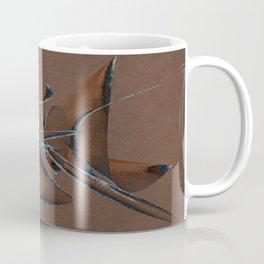 Stone Curve Abstract Coffee Mug