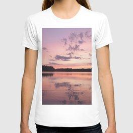 Lake Thompson at Sunset T-shirt