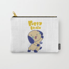 PUPPY INDIO Carry-All Pouch