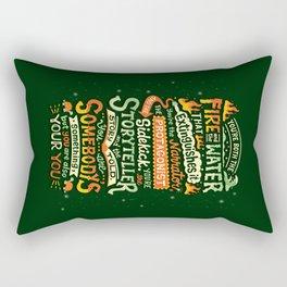 You are your you Rectangular Pillow