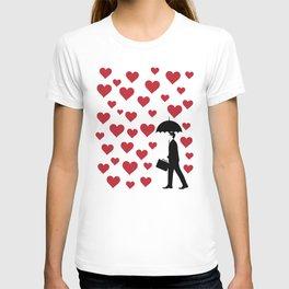No Love Business Man T-shirt