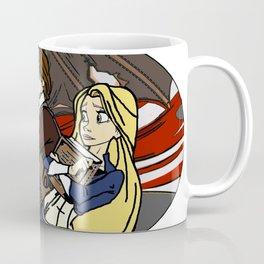 Tangled Infinate Coffee Mug