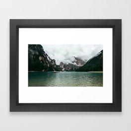 Dynamite Dolomite Framed Art Print