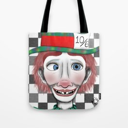 Hysterical Hatter Tote Bag