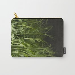 Pea sprouts Carry-All Pouch