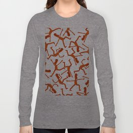carrots party Long Sleeve T-shirt
