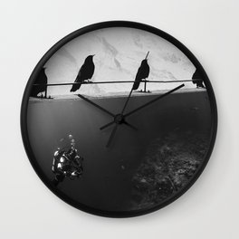 IN SEARCH OF... Wall Clock