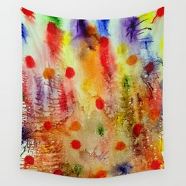 Splat! Wall Tapestry