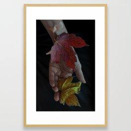 Autumn Junkie Framed Art Print