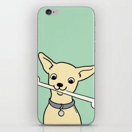 Chip Wawa The Chihuahua iPhone Skin