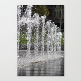 Water10 Canvas Print