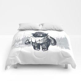 Smokey The Ewok Comforters