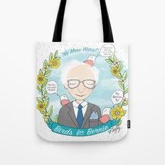 Put A Bernie On It Tote Bag