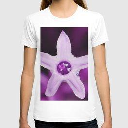 Night blooming jasmine flower #society6 #decor #buyart #artprint T-shirt