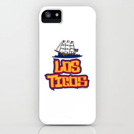Costa Rica Los Ticos ~Group E~ iPhone Case