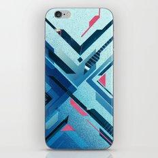 Geometric - Collage Love iPhone & iPod Skin