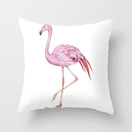 Animal Art  #5 Throw Pillow