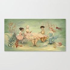 The Mermaid Dream by Emily Winfield Martin Canvas Print