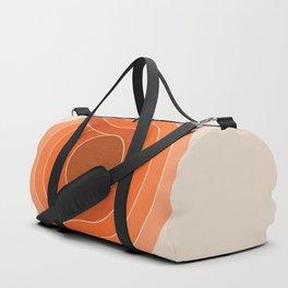 Red Rock Chain Duffle Bag