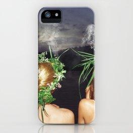 Midsummer iPhone Case