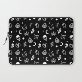 Witch pattern Laptop Sleeve