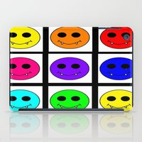 popart iPad Cases featuring Popart Vampire  by Strejfer