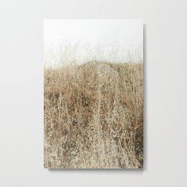 grain i Metal Print