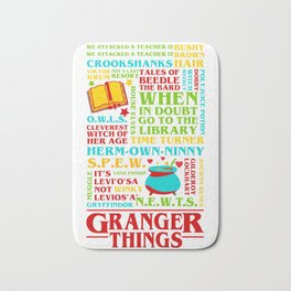 Granger Things Bath Mat