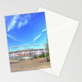 West Ham Olympic Stadium London Stationery Cards