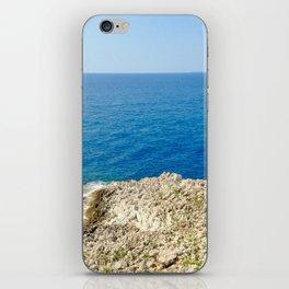 Bunker Sea View iPhone Skin