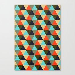 Ternion Series: Wintertide Festival Notion Canvas Print