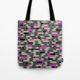 Directions Camouflage (Pink/Gray) Tote Bag