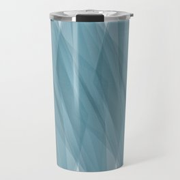 Twisted Lines Travel Mug