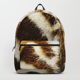 Baby Zebra Butt Backpack